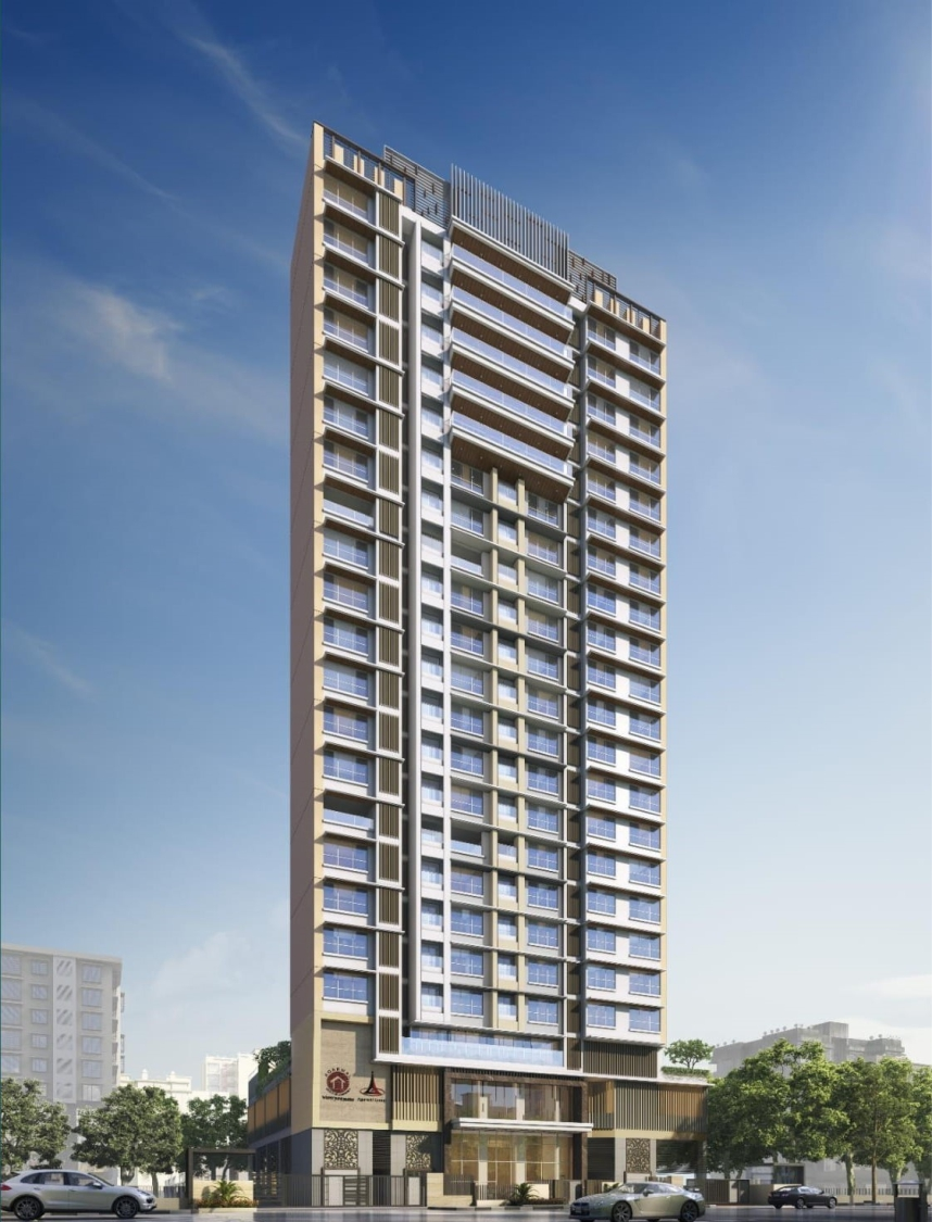 2 & 3 BHK Flats & Shops in Borivali West in Agarwal Palazzo