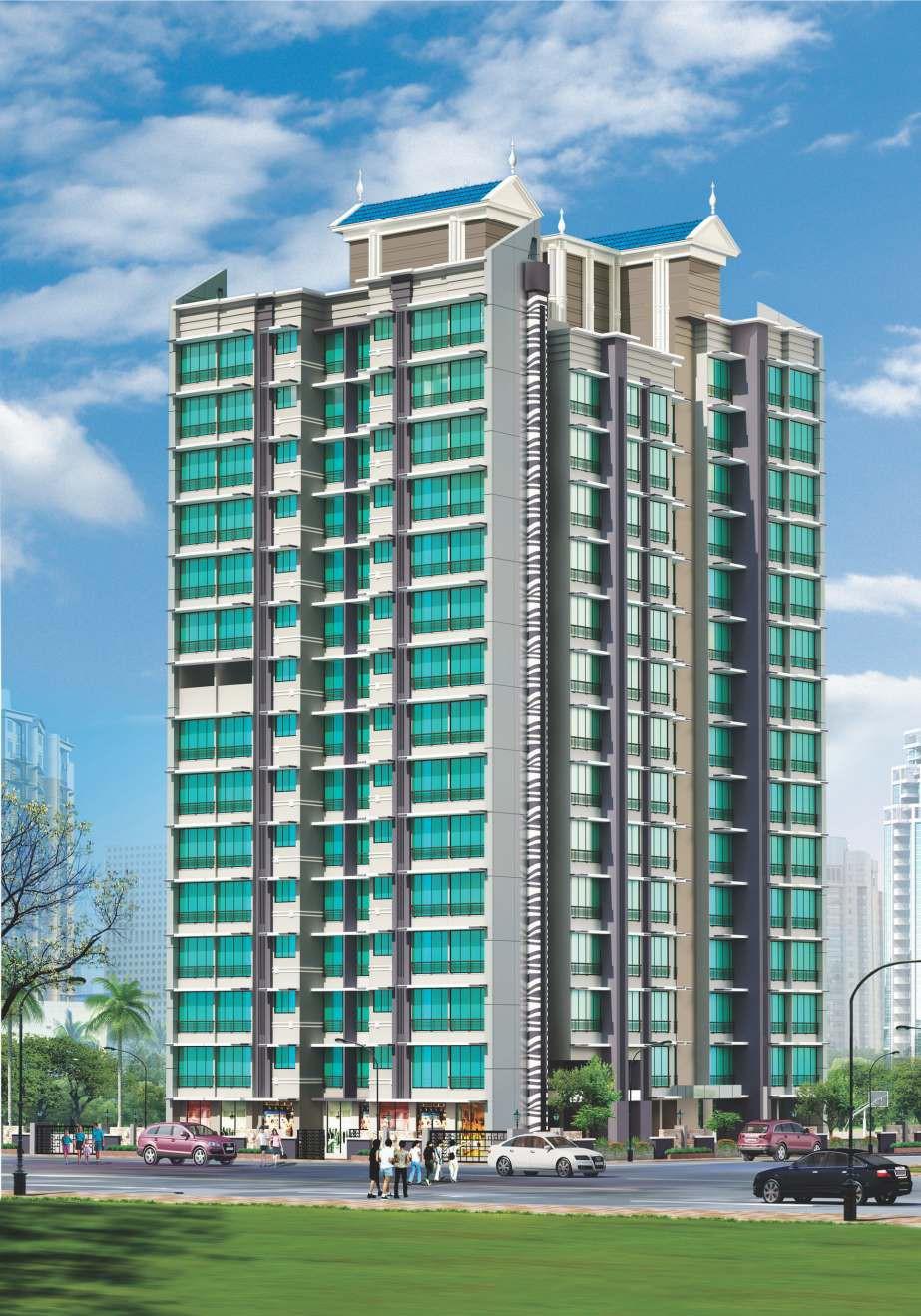 2 & 3 BHK Flats & Shops in Borivali West in Wadhwana Madhuban Heights