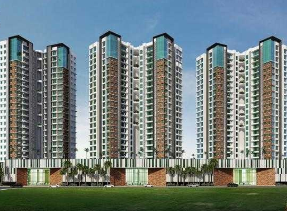 2 & 3 BHK Flats & Shops in Borivali West in Parinee Almog
