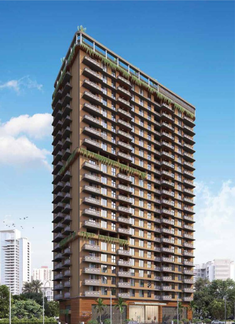 2, 3 & 4 BHK Flats & Shops in Borivali West in DSD Aura
