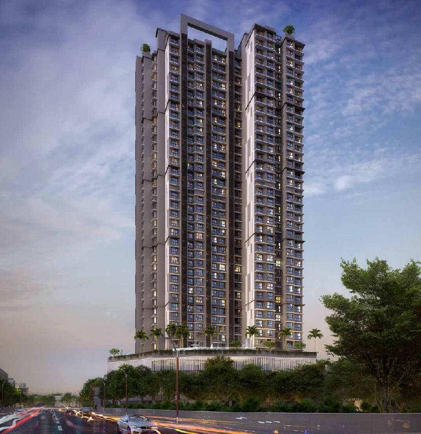 1, 2, 3.5 & 4.5 BHK Flats in Oshiwara, Mumbai Andheri-Dahisar in Gajanan Paradigm Antalya