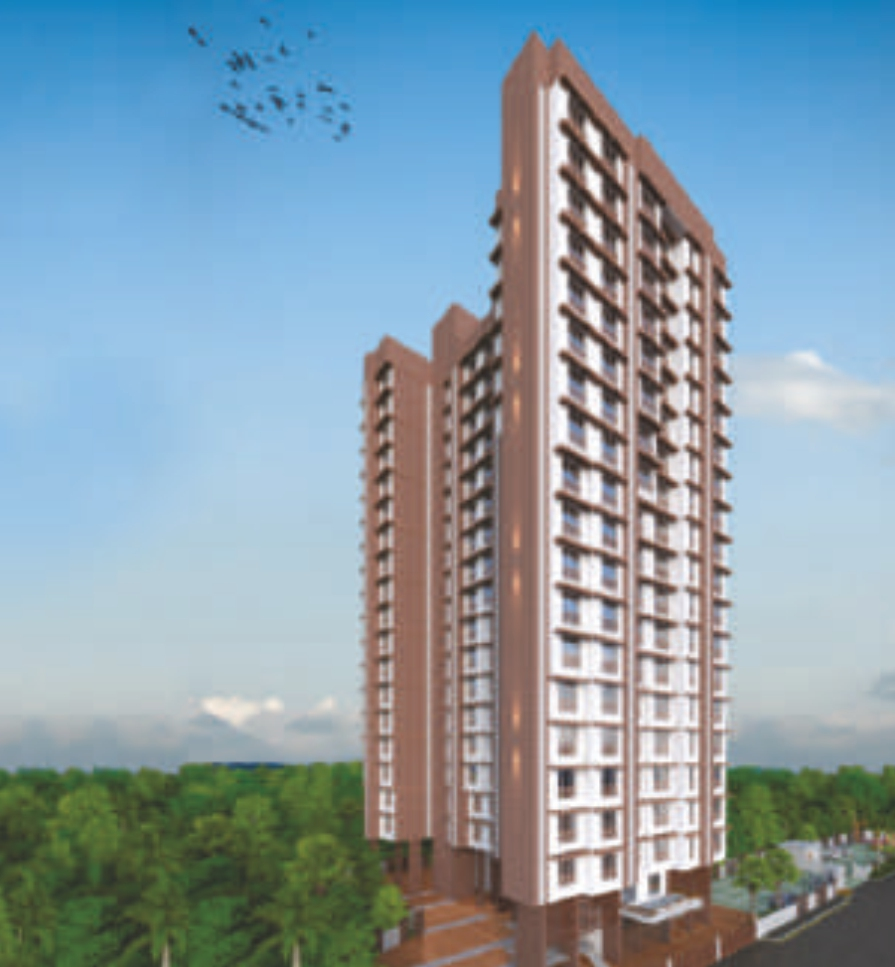 2 BHK Flats in Eksar, Boriwali Mumbai in C H Patil Sai Krupa CHSL