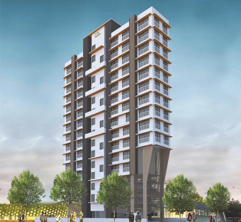 1, 2 & 3 BHK Flats in Borivali West in Green Tree Samta Apartment