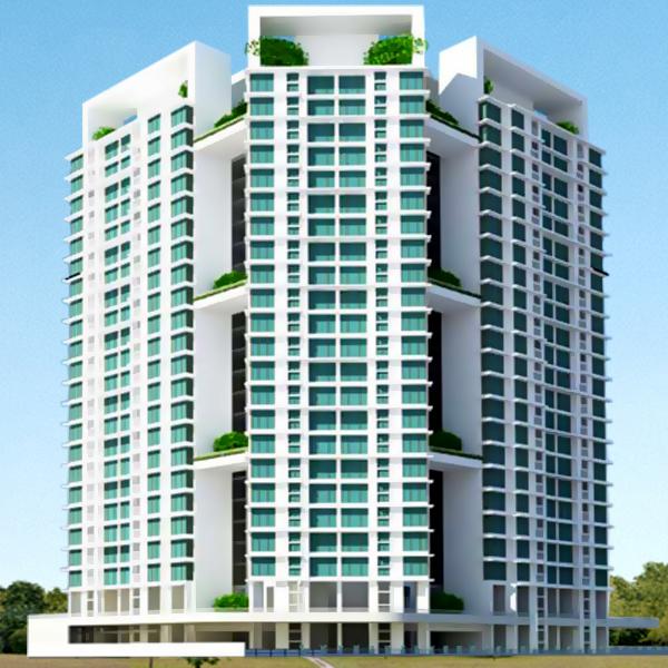 1 & 2BHK Flats in Bhandup West Mumbai in Susharda Edifice Celestial - Sqmtrs