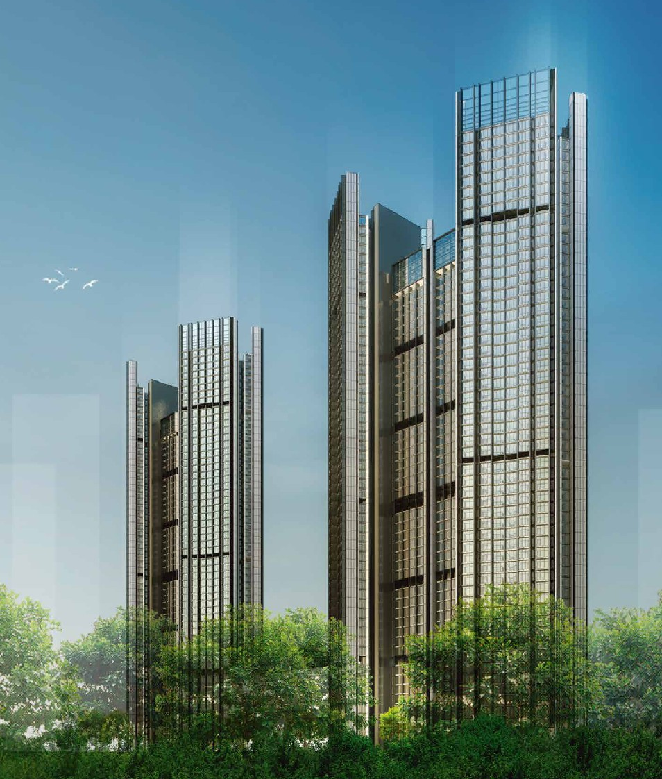 Eternia and Enigma by Oberoi Realty