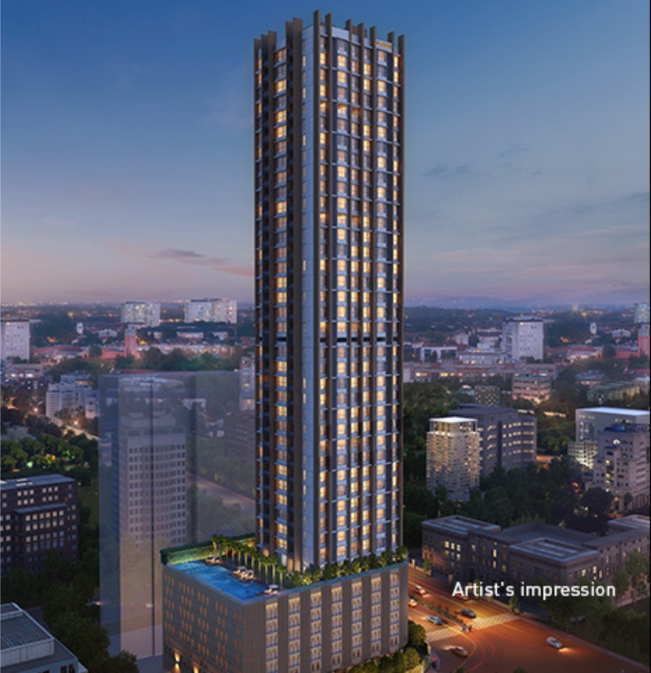 2 & 3 BHK Flats & Shops in Parel in Lodha Codename Xclusive