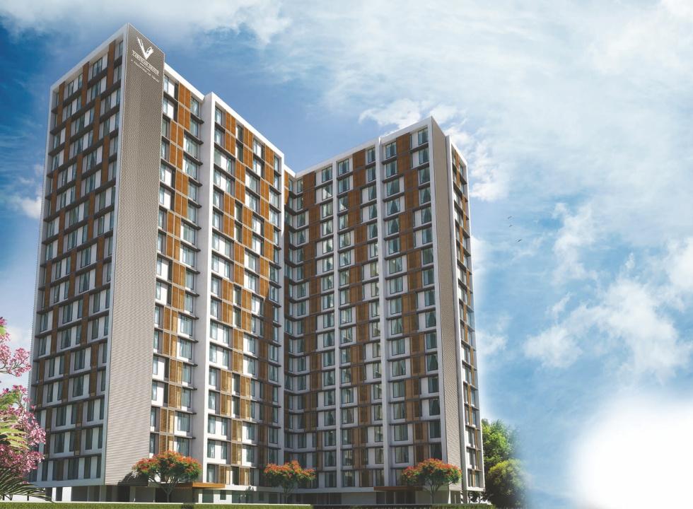 1 BHK Flats & Shops in Chembur East in Vardhan Heights