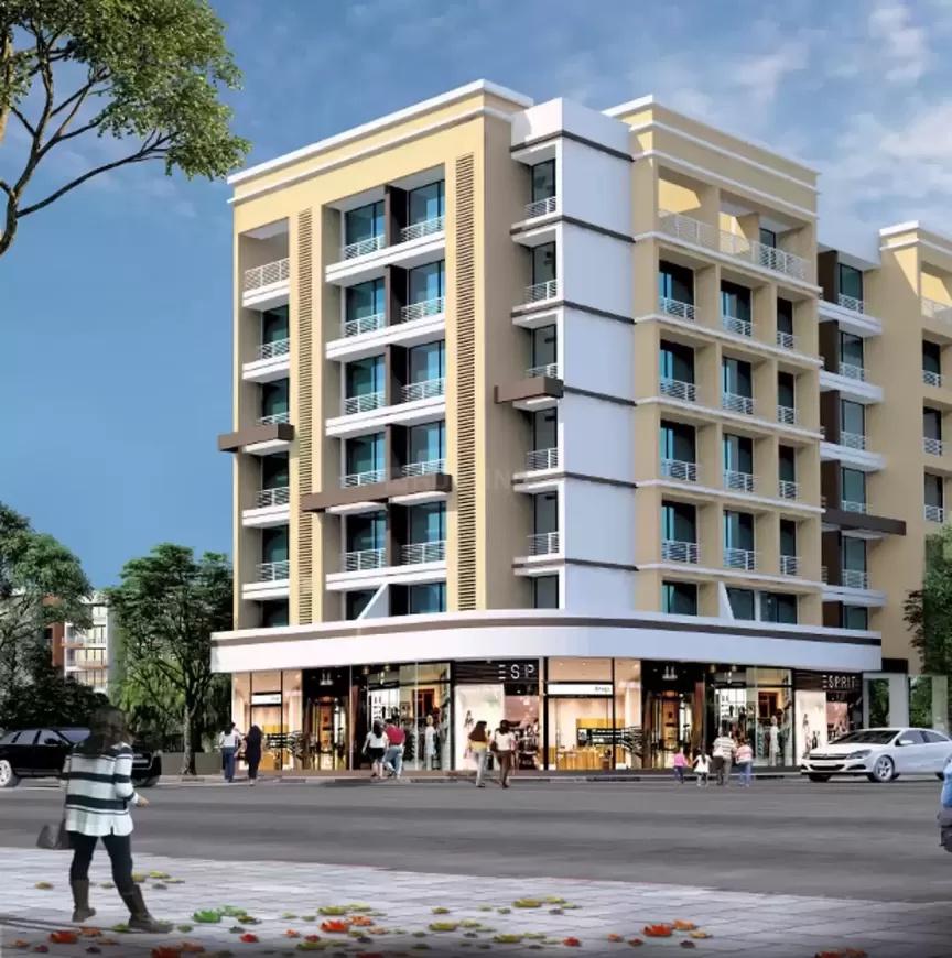 1Rk & 1 BHK Flats in Karanjade Navi Mumbai in Pratik Heritage - Sqmtrs