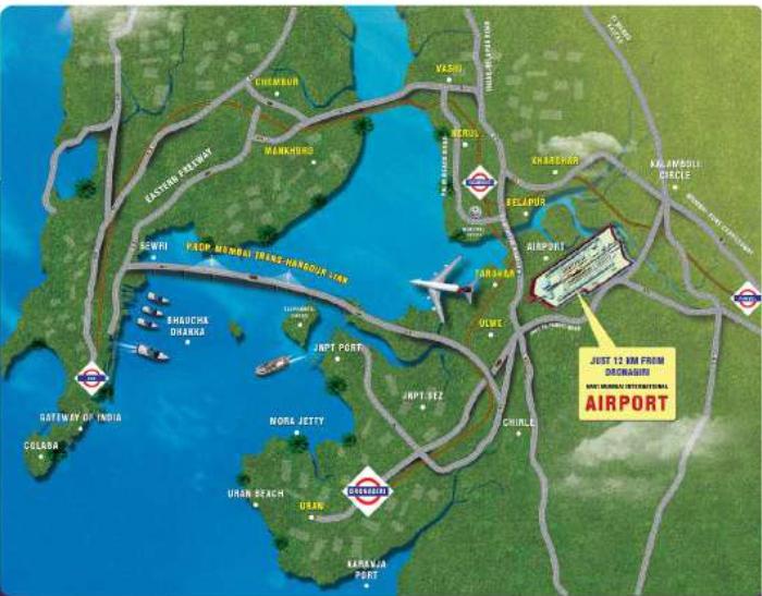 Villa Harmony Location Map