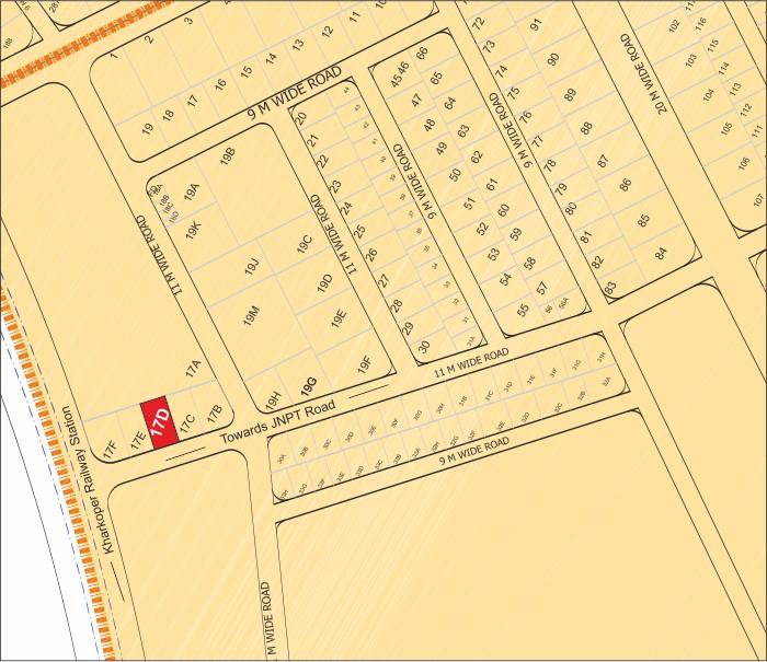 Sai Aashray Location Map