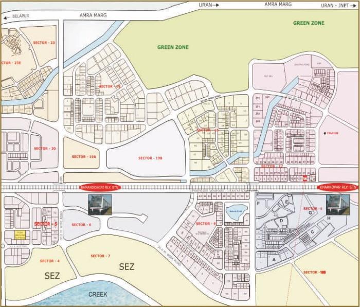 Payal Palace Location Map