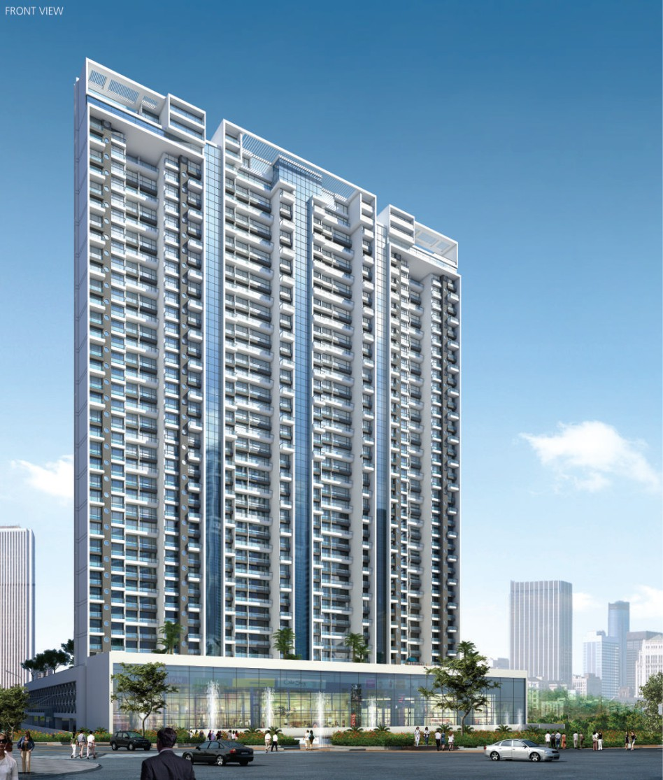 2 & 3 BHK Flats in Ghansoli Navi Mumbai in RNA NG Grand Plaza - Sqmtrs