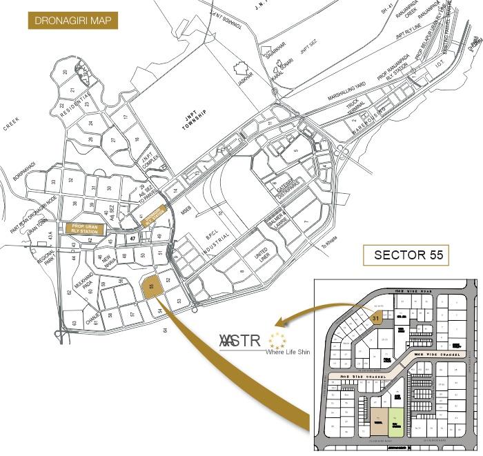 Kalpana Astrova Location Map