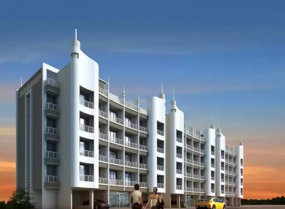 1, 2 & 3 BHK Flats & Shops in Taloja, Navi Mumbai in Arihant Anshula