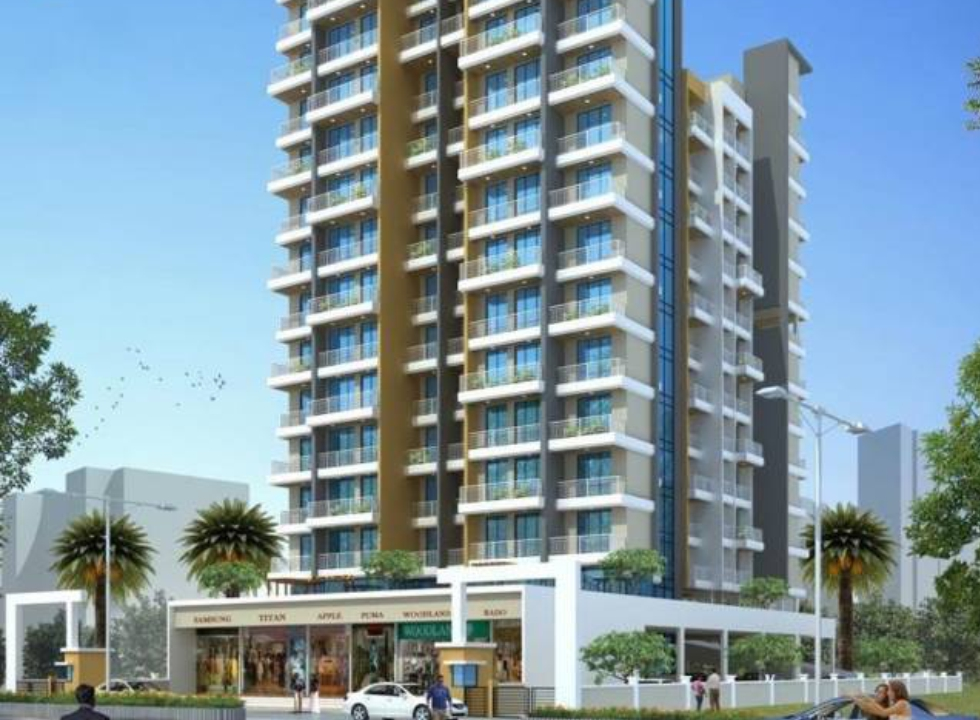 1 & 2 BHK Flats in Kamothe, Navi Mumbai. in Parth Bhagat Heritage