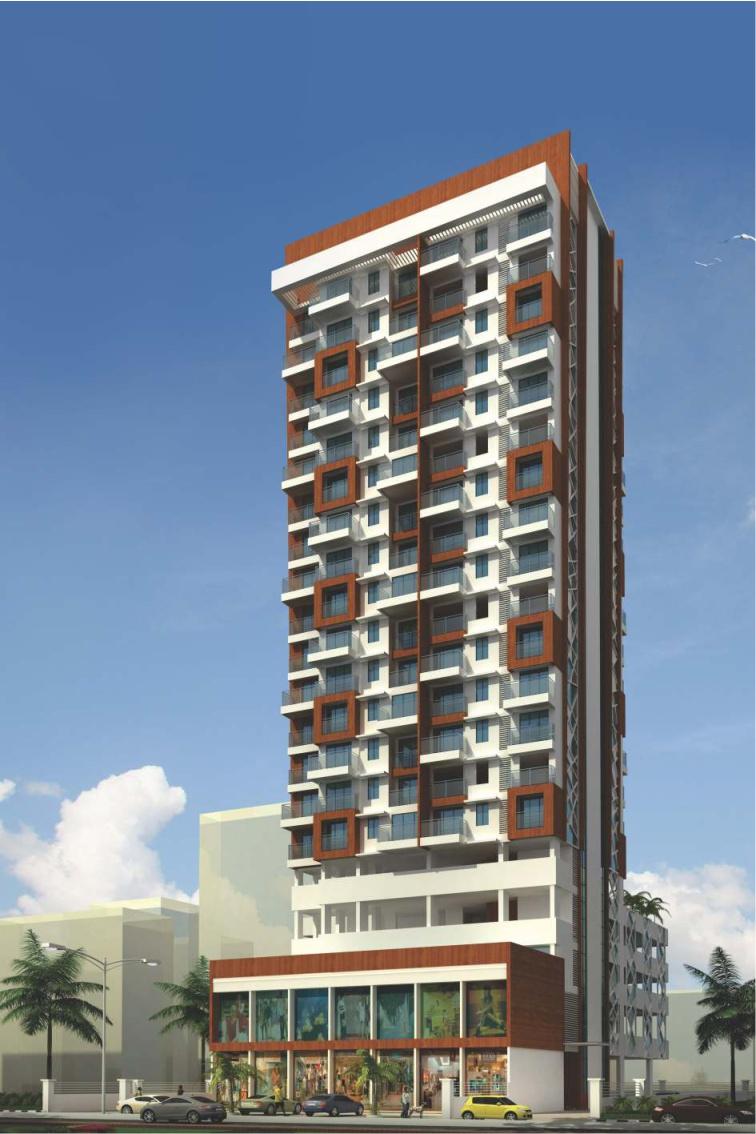 1 & 2 BHK Flats in Koparkhairane Navi Mumbai in Nivasti Aurous - Sqmtrs