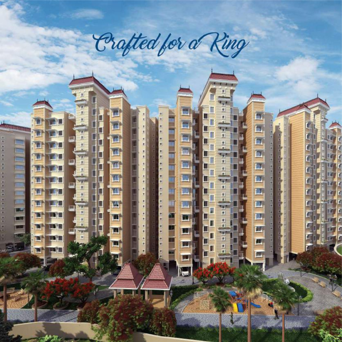 2 & 3 BHK Flats & Shops in Panvel in Anantham Rainbow County