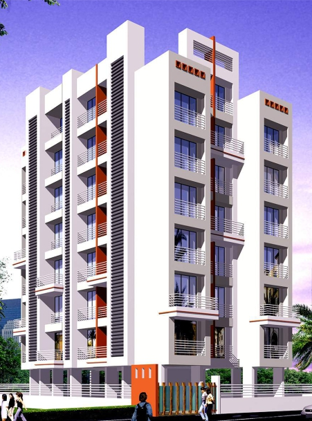 1 & 2 BHK Flats in Ulwe in Lucky Dream Pearl