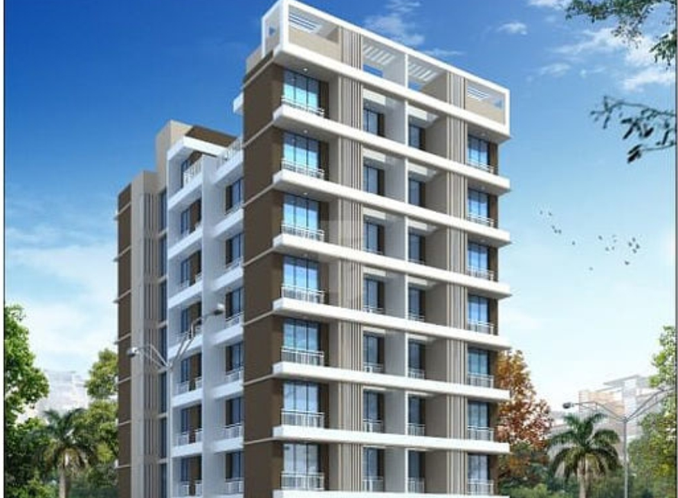 1 Rk, 1 & 2 BHK Flats in Kamothe, Navi Mumbai in Ashvi Heights - Sqmtrs