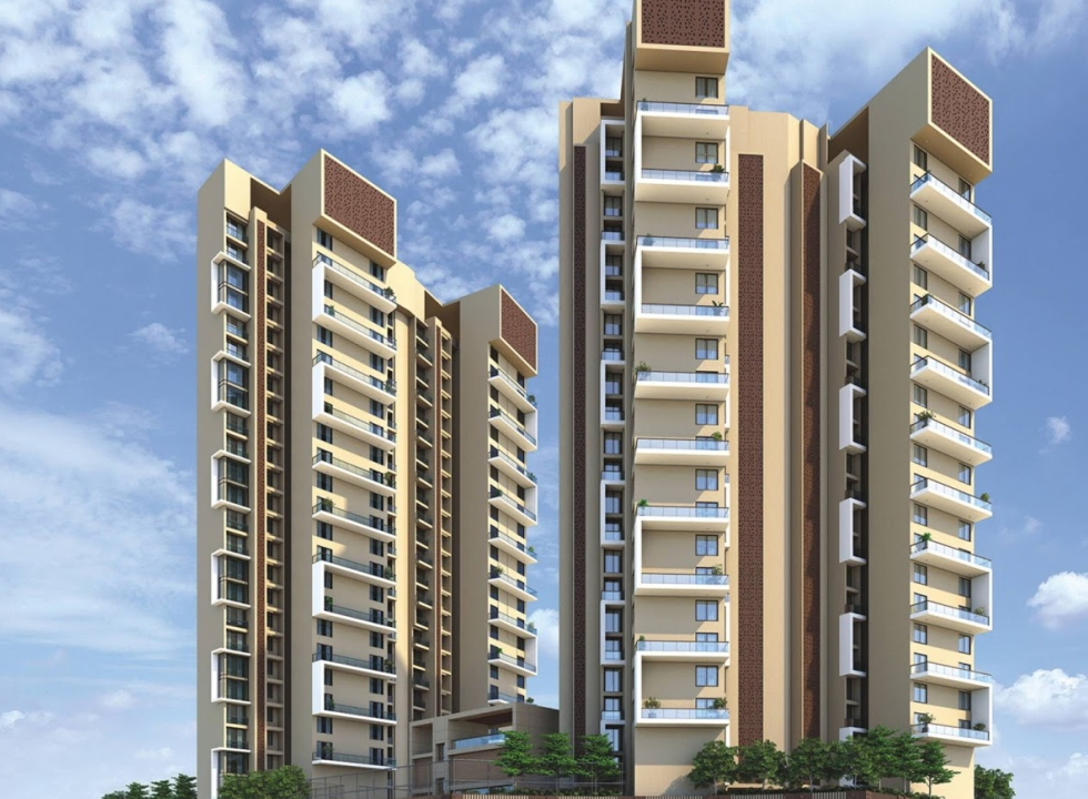 2 & 3 BHK Flats in kharghar, Navi Mumbai in Delta Central