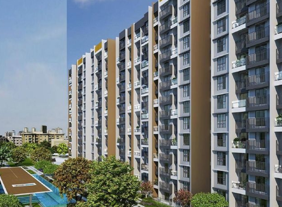 2 BHK L &T  seawoods projects sewood Navi Mumbai in L and T Seawoods Residences - Sqmtrs