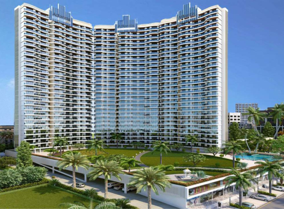 2 & 3 BHK Flats in Sector 11, Ghansoli, Navi Mumbai - 400 701. in Atlantis