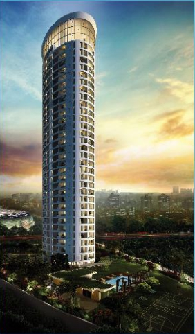 2 & 3 BHK Flats in Nerul, Navi Mumbai in Man Residences