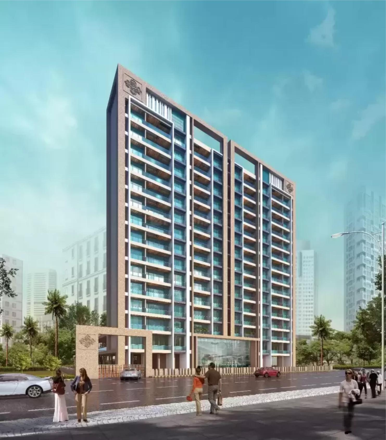 2 & 3 BHK Flats in Seawoods, Navi Mumbai in Platinum Crescenzo