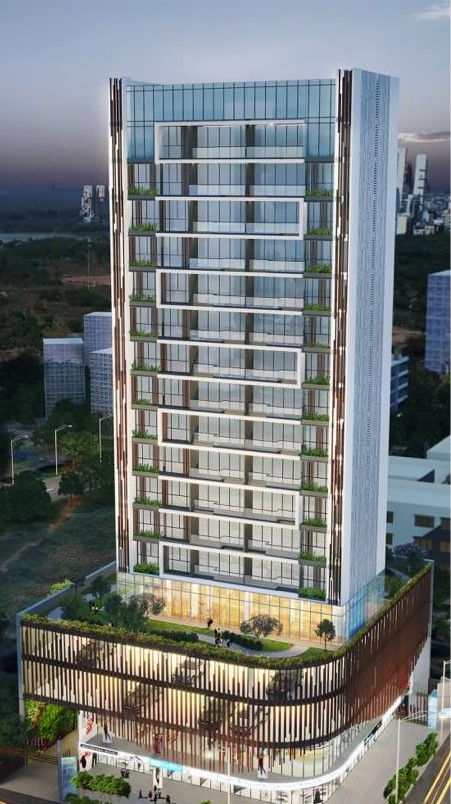 2 & 3 BHK Flats in Seawoods, Navi Mumbai in Aramus The Domus