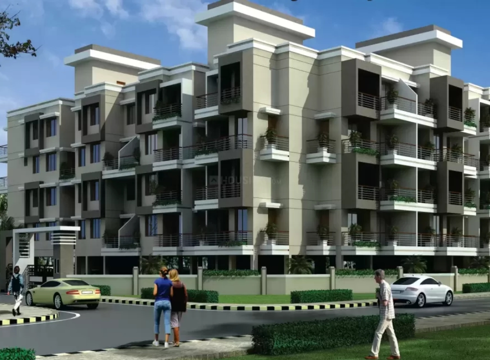 1 BHK Flats in Panvel, Navi Mumbai in Rumee Regency