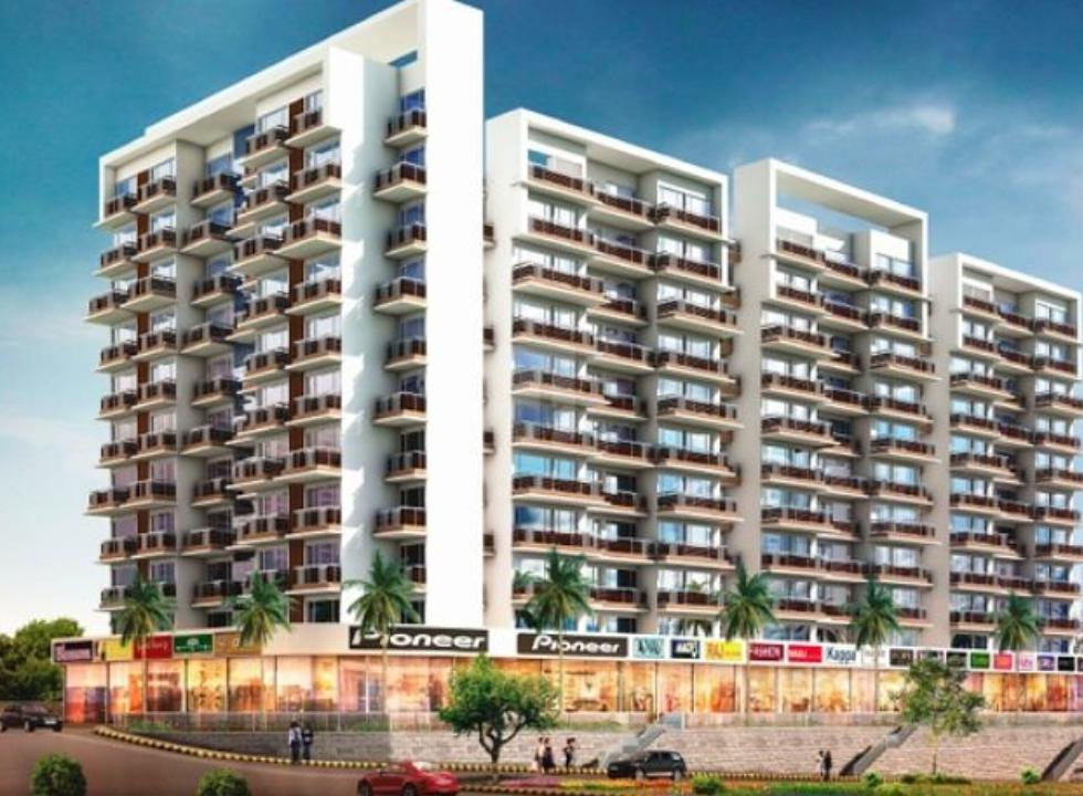 1, 2 & 3BHK Flats in Ulwe Navi Mumbai in Priyanka Unite - Sqmtrs