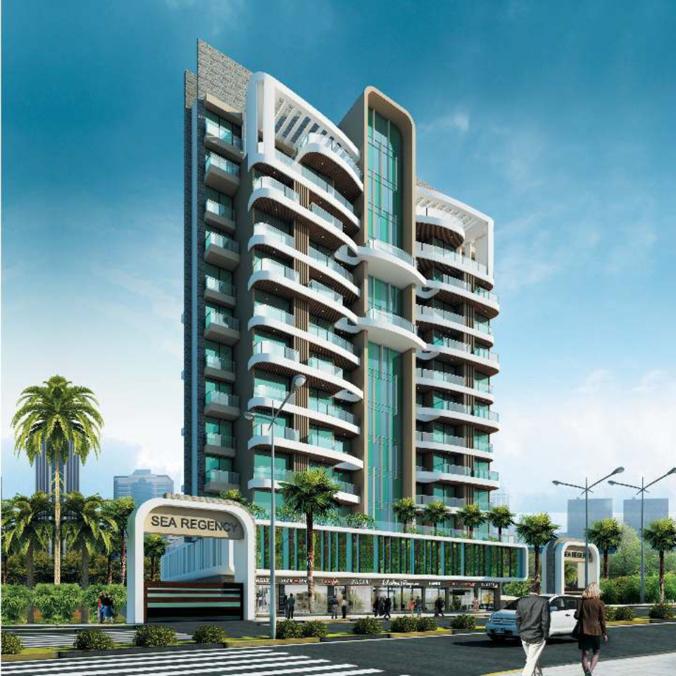 2 & 3 BHK Flats in Ulwe, Navi Mumbai in Dudhe Sea Regency