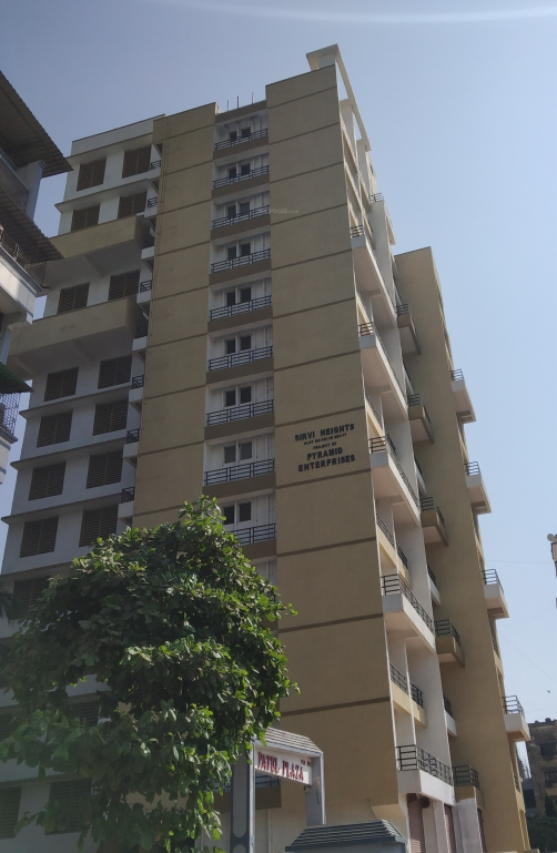 1 & 2BHK Flats in Kamothe Navi Mumbai in Sirvi Heights - Sqmtrs