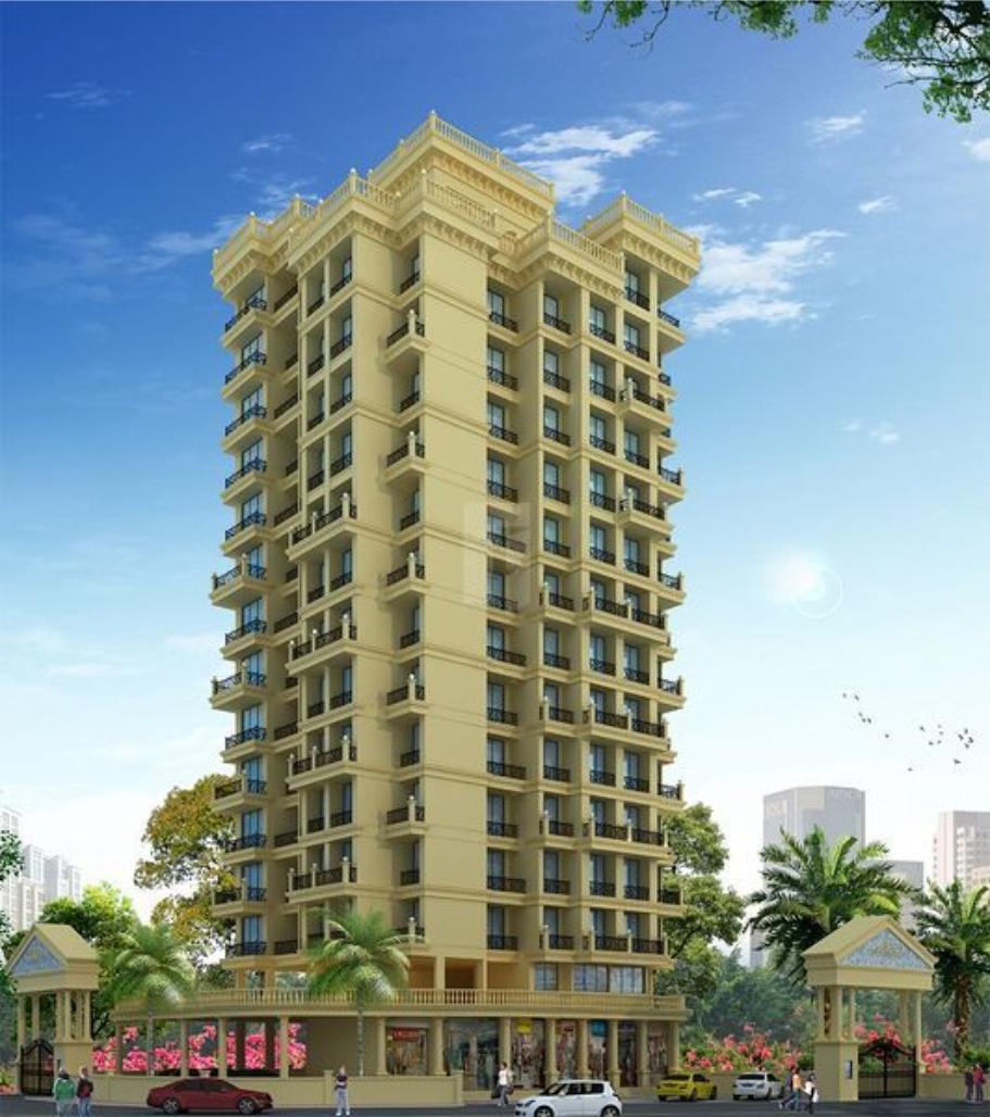 1 & 2BHK Flats in Ulwe Navi Mumbai in RSM Athena - Sqmtrs