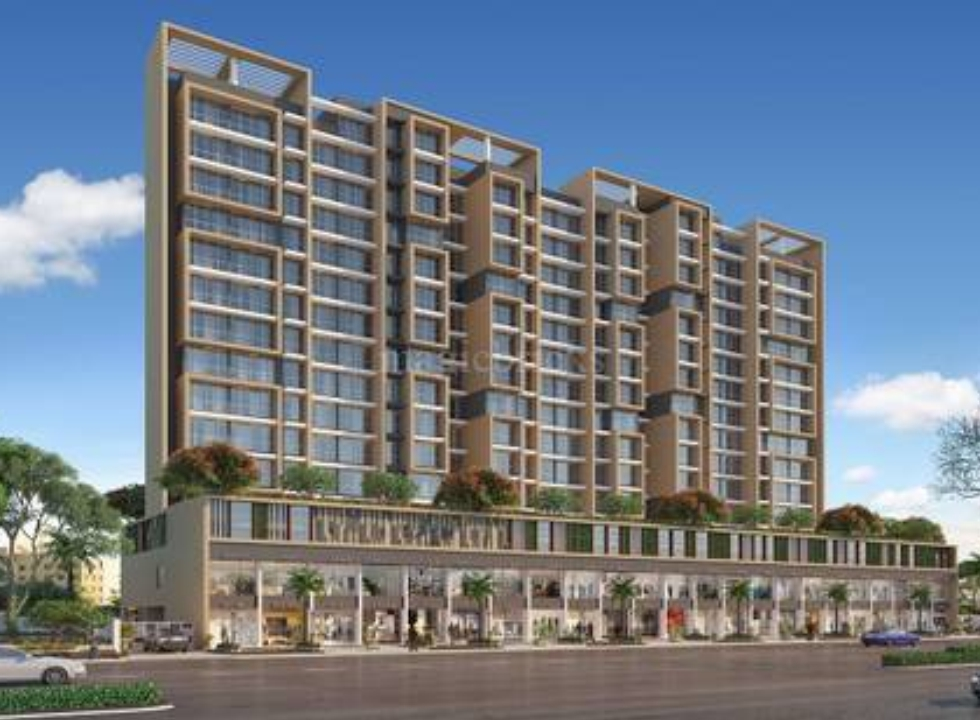 2 & 3 BHK Flats in New Panvel East in Prajapati Ornate
