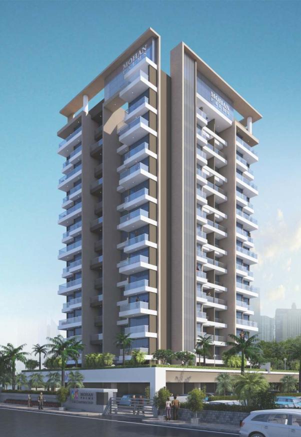 2 & 3BHK Flats in Seawoods Navi Mumbai in VM Mohan Palms - Sqmtrs