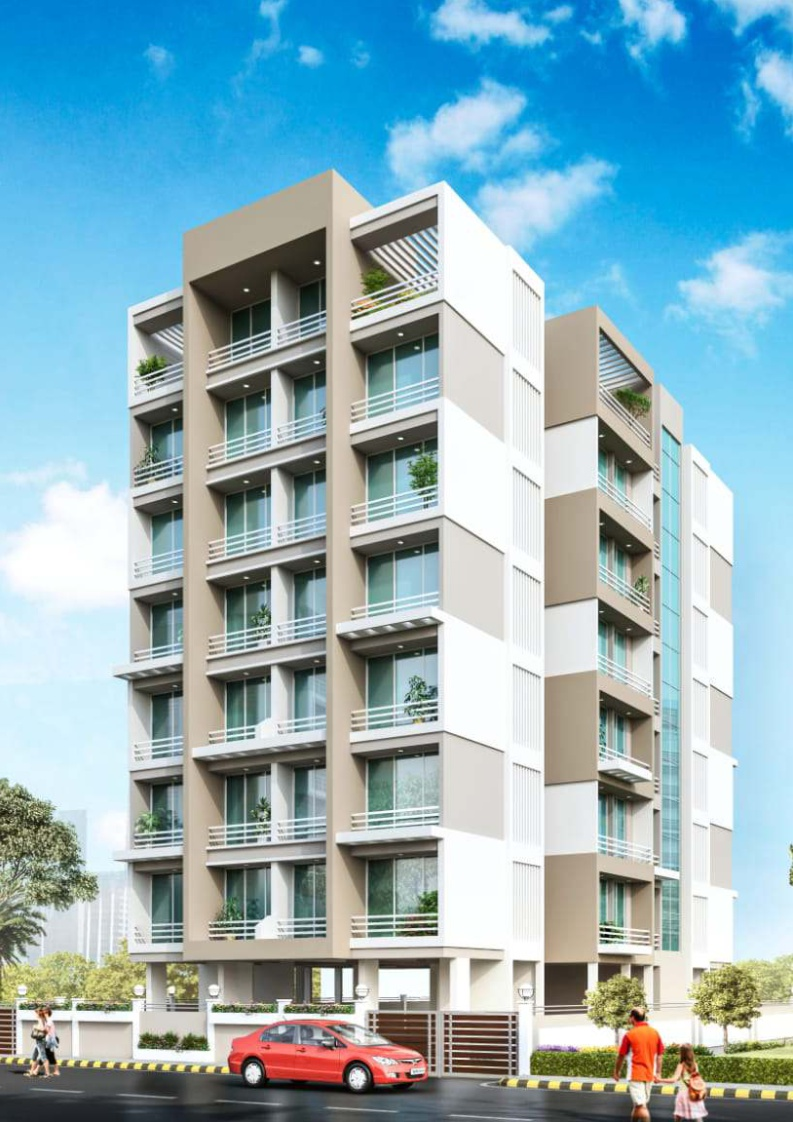 1RK & 1BHK Flats in Ulwe, navi Mumbai in Orchid Greens