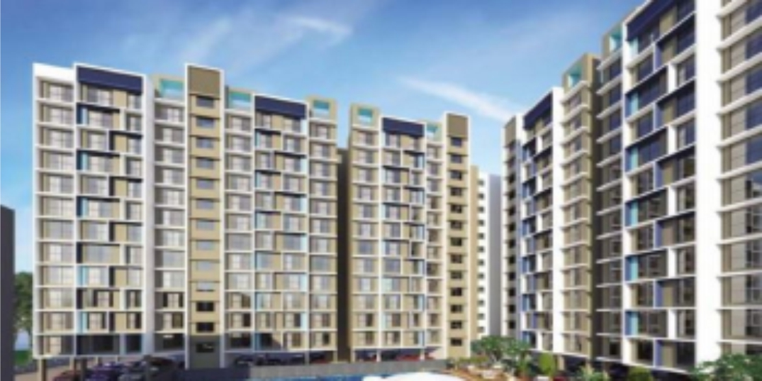 2 & 3 BHK Flats in New Panvel West in Neelsidhi Regalia