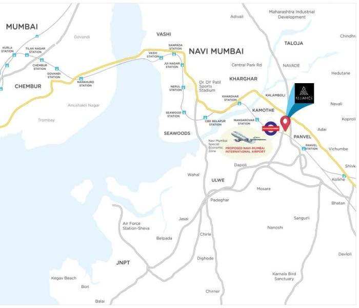 Qualcon Alliance Location Map