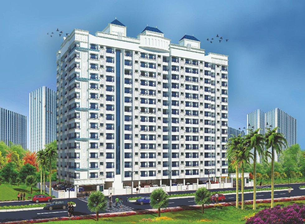 1RK,1 & 2 BHK Flats & Shops in Vasai East in Meera Avanue