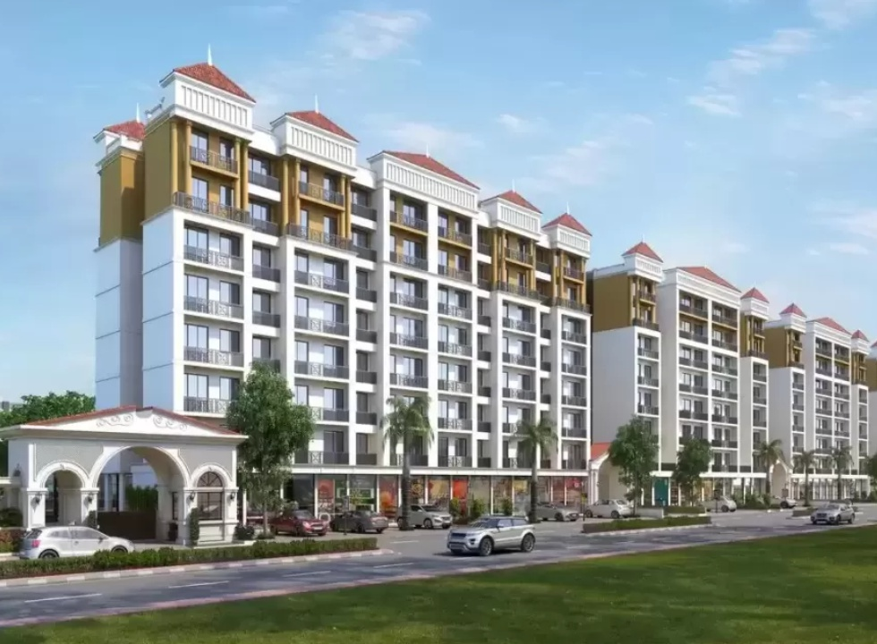 1 RK, 1 & 2 BHK Flats in Neral, Karjat, Raigad. in Swagat Village