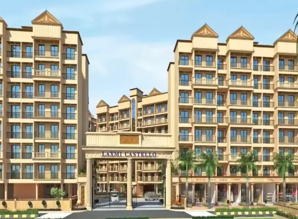1 RK, 1 & 2 BHK Flats in Neral, Raigad in Laxmi Castello