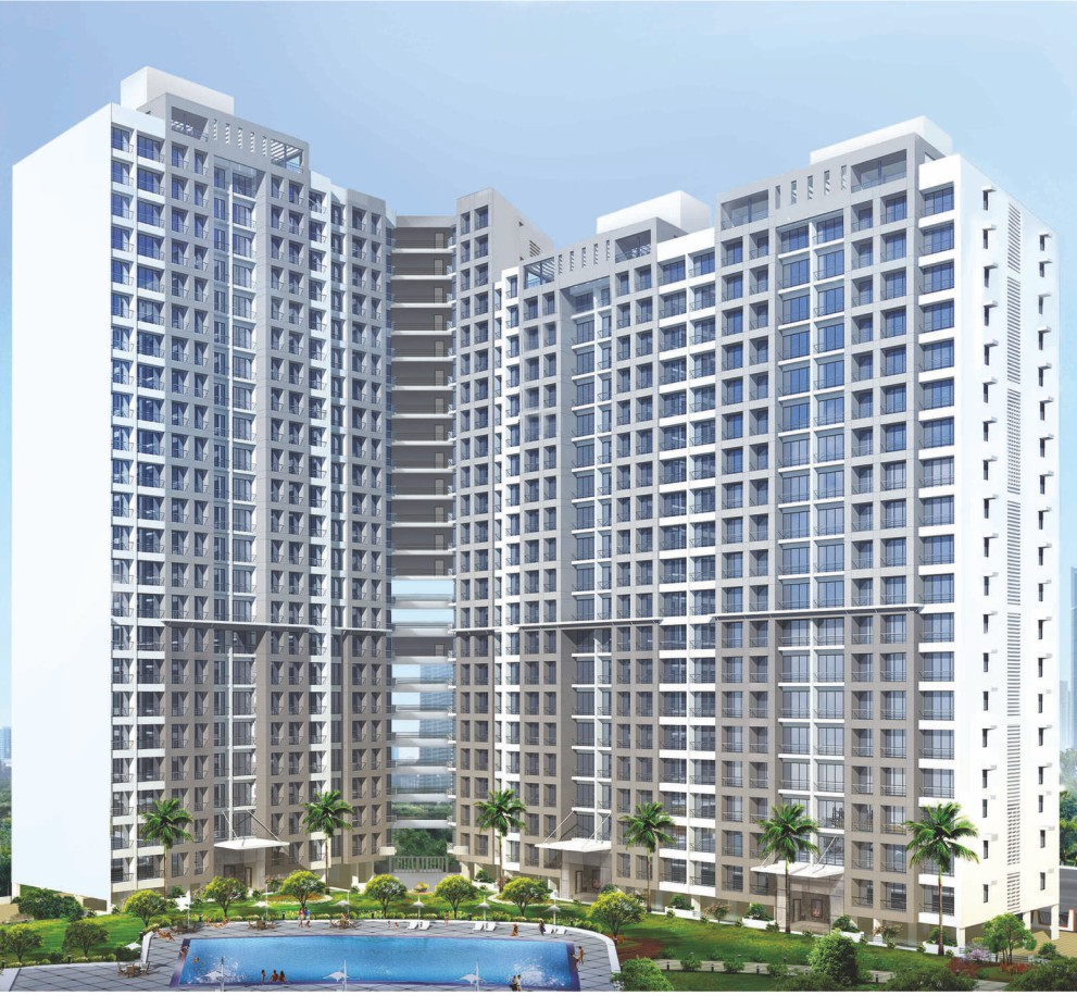 1 & 2 BHK Flats & Shops in Mira Road East in Kakad Paradise