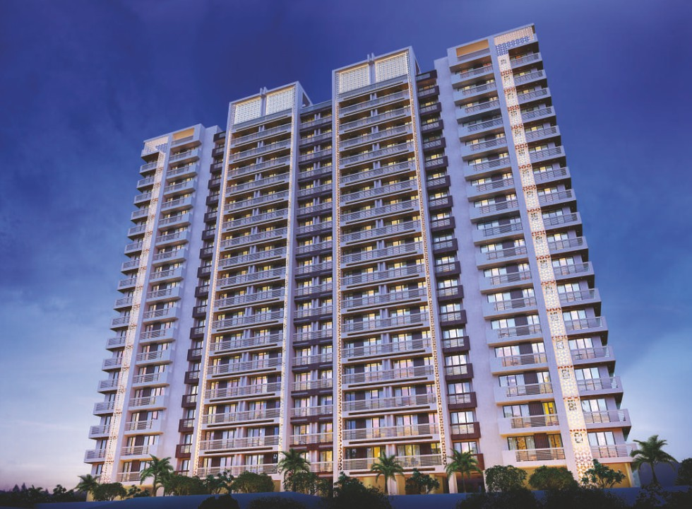 1 & 2BHK Flats in Thane West Mumbai in JVM Tiara - Sqmtrs