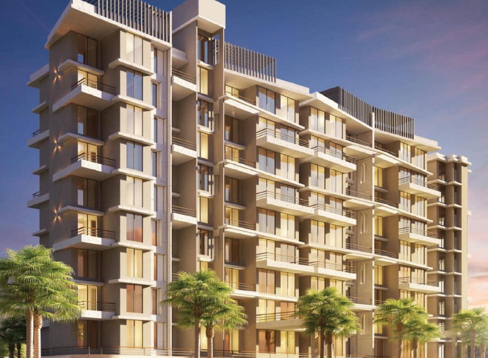 1 & 2BHK Flats in Ambernath Mumbai in Saraswati Meera Park Royale - Sqmtrs