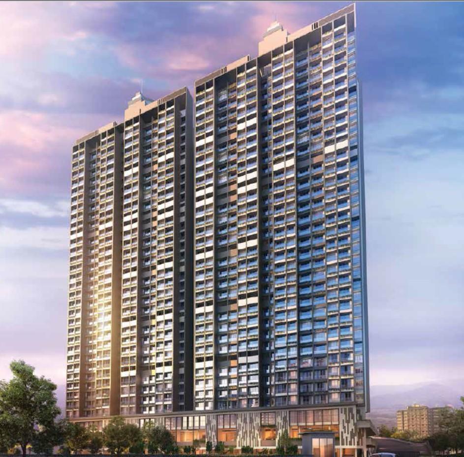 1 & 2BHK Flats in Thane Mumbai in Paranjape Opulus - Sqmtrs
