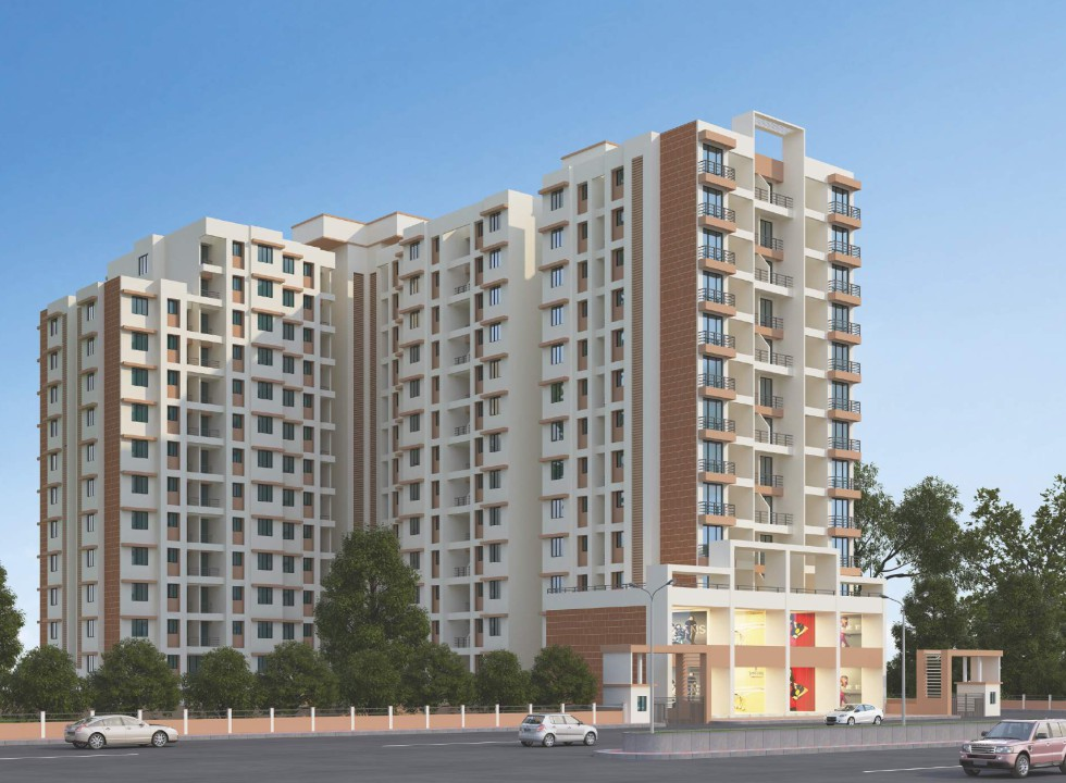 1 & 2BHK Flats in Ambernath East Mumbai in Patel Signature - Sqmtrs