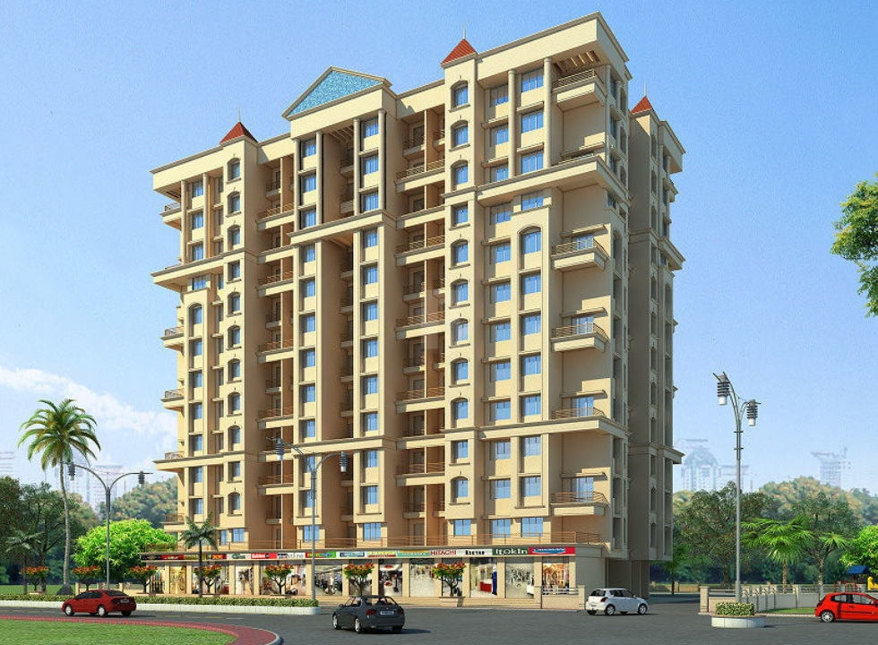 Jainam Residency Phase 2