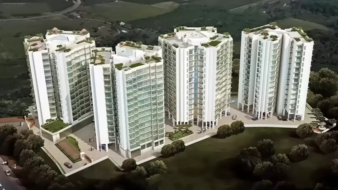 1, 2 & 3 BHK Flats in Khanda Colony Thane Navi Mumbai in Godrej Emerald- Sqmtrs