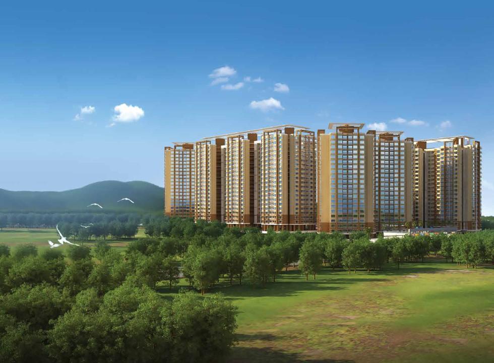 1 & 2 BHK Flats in Bhiwandi Thane Mumbai in Ambika City - Sqmtrs